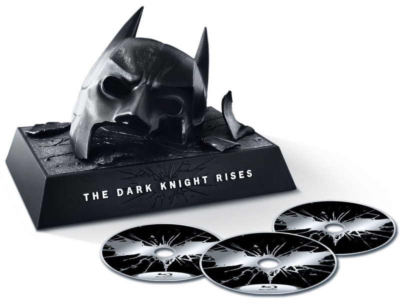 ...or pick up the bad-ass limited edition Broken Bat Cowl Blu-Ray/DVD Combo Pack!