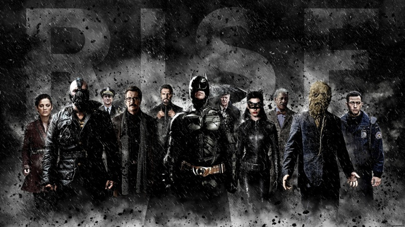 """""""The Dark Knight"""" trilogy: """"Star Wars"""" for this generation."""