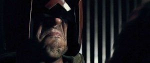 Super Frown Judge Dredd