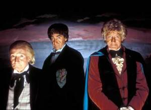 The Doctors will return in The Three Doctors.