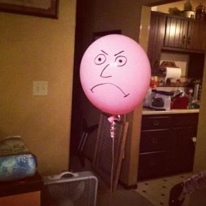 The Balloon of Malcontent