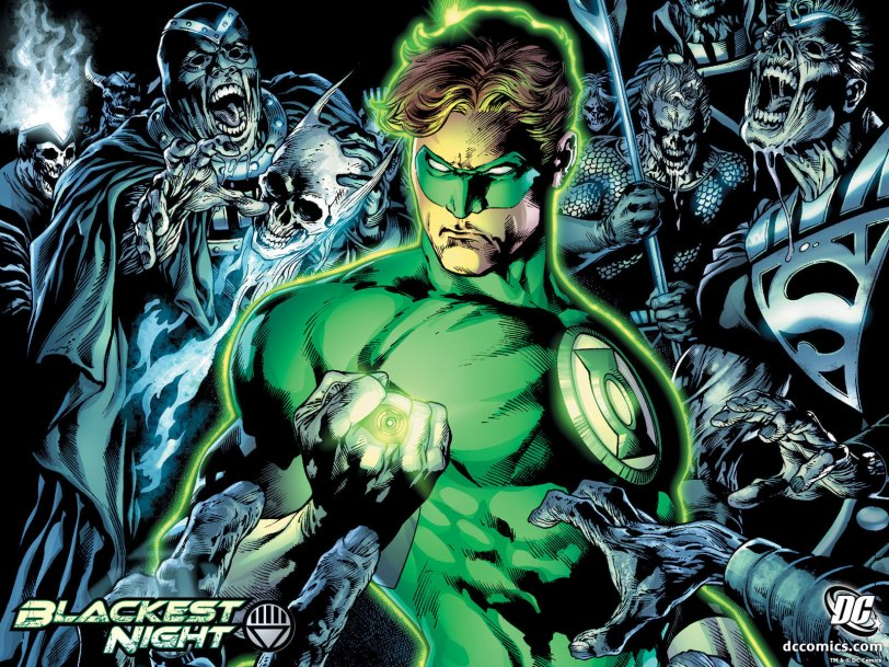 """Johns' """"Blackest Night"""" is the run that started the fire."""