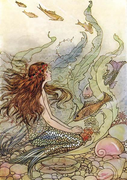 Fairytale Filmmaking And The Little Mermaid Let Us Nerd