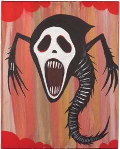 Ghostface Monster