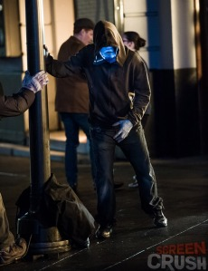 Jamie Foxx as Electro