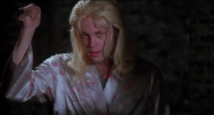 Freddie Highmore turns into Vince Vaughn and straps on a wig! (SPOILERS)