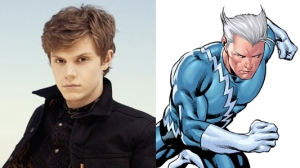 Evan Peters as Quicksilver (from GeeksOfDoom.com)