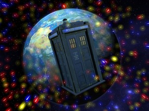 TARDIS & Earth