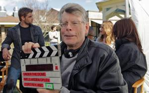 Stephen King on Under The Dome Set