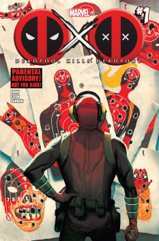 Deadpool Kills Deadpool 01 cover