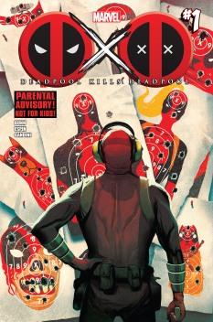 Deadpool Kills Deadpool 01 cover