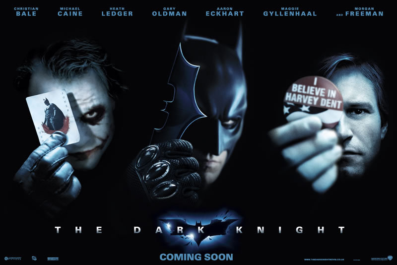 The Dark Knight 10381