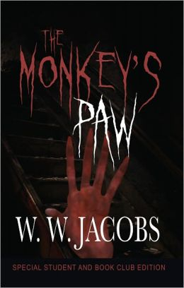 an analysis of ww jacobs the monkeys paw In this lesson, students will read the monkey's paw by ww jacobs they will answer text-dependent questions that include having students analyze the text for foreshadowing clues, as well as use of situational irony students will use context clues and dictionaries to determine the meanings of selected vocabulary words.