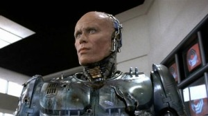 Peter Weller as Robocop