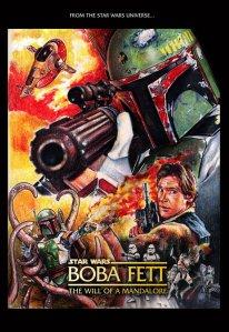 Boba Fett Spin-Off Fan Made Poster