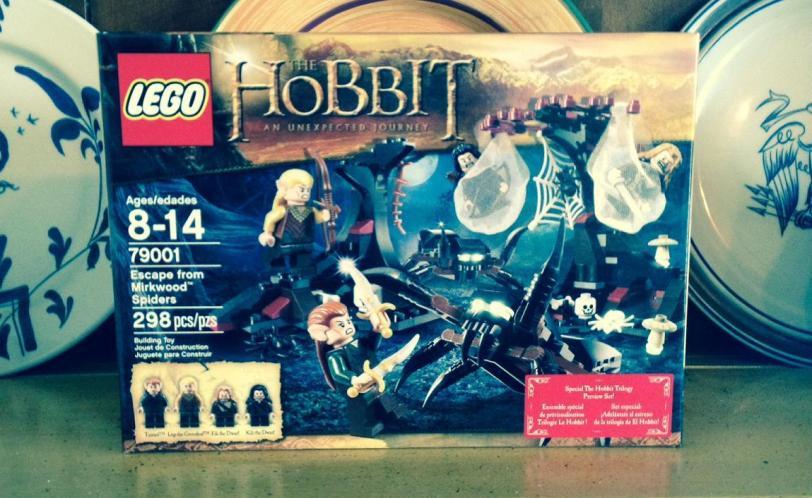 The Hobbit: An Unexpected Journey Lego Set
